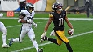 Fantasy football waiver wire for NFL Week 6 - Candian WR Claypool among top pickups