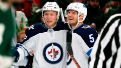 Winnipeg Jets sign defenceman Nelson Nogier to two-year, two-way contract Article Image 0