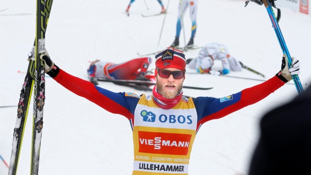 Cross Country Skier Sundby Gets Two Month Doping Ban Tsn Ca