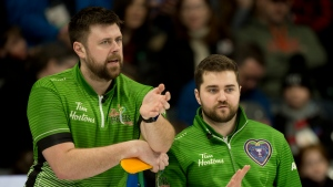 Saskatchewan sends Dunstone, Anderson to nationals