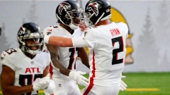 Julio Jones feels good, tells Falcons 'You can lean on me' Article Image 0