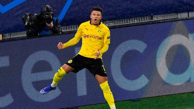 Borussia Dortmund Beats Zenit St Petersburgh For First Champions League Win Tsn Ca