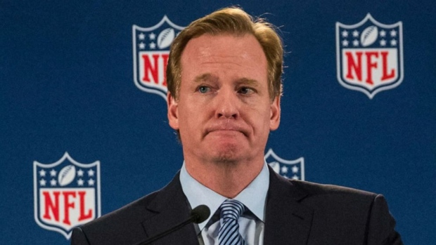 NFL's investigation into Washington won't be released despite pressure, commissioner Goodell says