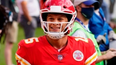 Mahomes piles up big numbers at Arrowhead - on Election Day Article Image 0