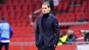 Netherlands, manager de Boer part ways