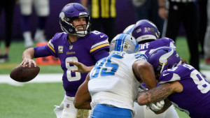 Cousins, Raiders defence among top streaming pickups for Week 13