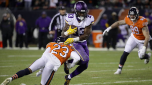 Monday Night Football: Bears aim to slow Cook in NFC North showdown