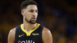 Warriors: Thompson all set for 'controlled drills' at camp