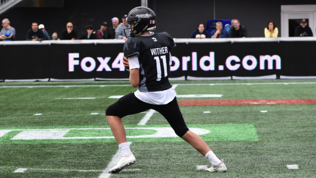 Callum Wither, CanadaFootballChat.com Prospect Game