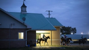 Woodbine announces jockey tests positive for COVID-19
