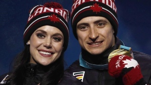 Virtue, Moir named to Order of Canada