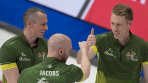 A look at the odds for the 2021 Tim Hortons Brier