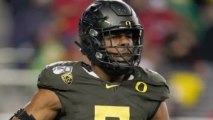 Ducks to be without Thibodeaux, Flowe vs. OSU