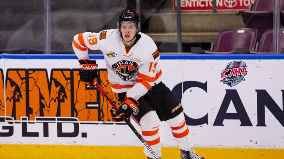 B.C. boy Johnson brings creative flair to NHL draft class
