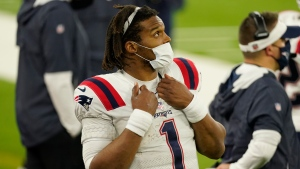 Newton says Patriots release was because of his 'aura'