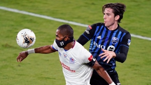 CF Montreal's loan agreement for defender Binks to be terminated early