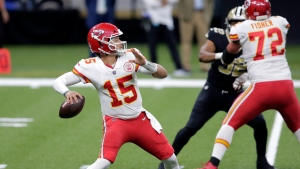 Morning Coffee: Mahomes closes in on MVP; Jets lose by winning