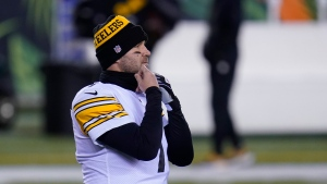 Roethlisberger to do 'everything he can' to play vs. Bengals