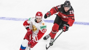 Quinn ready to respond as Canada opens tournament against Germany