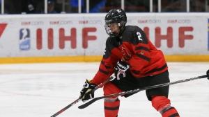 Canada's Schneider suspended one game