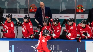 Canada looks to build momentum following goal barrage in opener