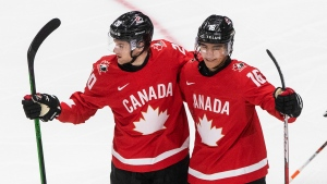 Newfoundland's Mercer, Newhook fuelled by provincial pride at World Juniors