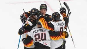 Germany outlasts Slovakia in OT at World Juniors