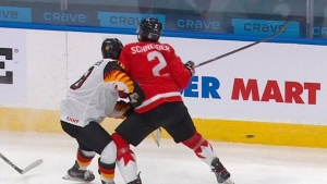 Canada's Schneider sticking to his style in return from suspension