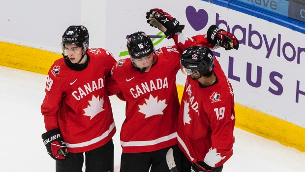Quinton Byfield breaks out with 6 points as Team Canada blanks Team Switzerland at World Juniors – TSN
