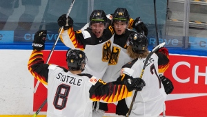 Finland remains undefeated, Germany advances into quarters at World Juniors