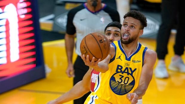 Stephen Curry Has Career High 62 In Golden State Warriors Win Tsn Ca