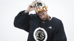 Calgary's new goaltender Jacob Markstrom gives nod to Flames history Article Image 0