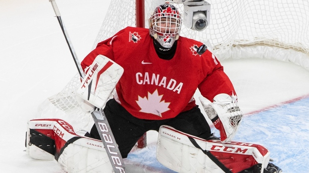 Levi blanks Russia as Canada advances to second straight World Junior final