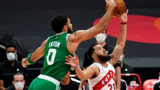 Toronto Raptors reach breaking point in collapse to Boston Celtics - TSN.ca