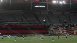 Bolsonaro wants to host Copa America in Brazil despite virus