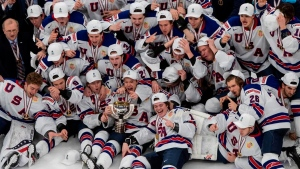 Colaiacovo on the World Juniors and the North Division