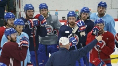 Montreal Canadiens training camp