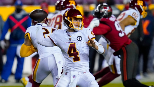 WFT to have open competition for starting QB job