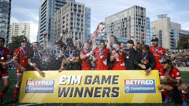 British union says it is close to settlement over unpaid Wolfpack wages