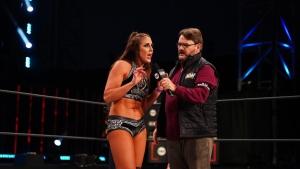 Baker defends AEW women's title against former champ Rose on TSN2