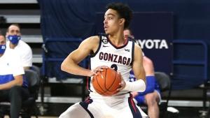Report: Nembhard returning to Gonzaga