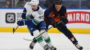 Ice Chips: Oilers put Puljujarvi on top line
