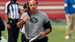 Jets hire 49ers defensive co-ordinator Robert Saleh as coach Article Image 0