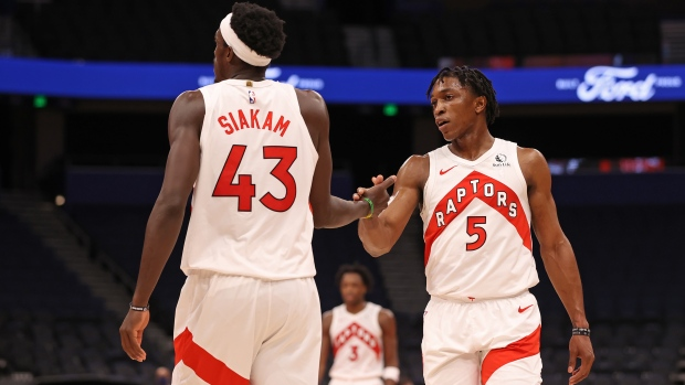 Unsung forwards Johnson and Watanabe spark much-needed Raptors win - TSN.ca