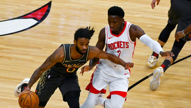 Chicago Bulls beat Rockets; Victor Oladipo solid in Houston debut - TSN.ca