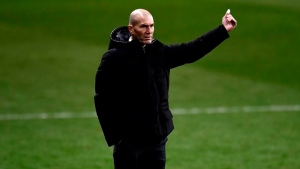 Zidane says he quit because of lack of support from Madrid