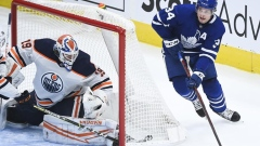 Toronto Maple Leafs won't have Auston Matthews, Joe Thornton against Edmonton Oilers Article Image 0