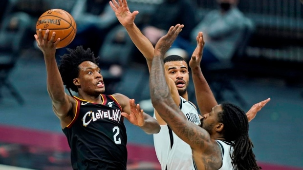 Colin Sexton, Cleveland Cavaliers beat Brooklyn Nets for second straight  game - TSN.ca