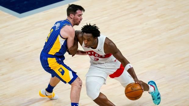 WATCH LIVE: Pacers vs. Raptors