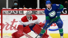 Brock Boeser Carey Price